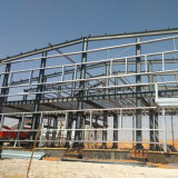 Здание мастерской фабрики низкой стоимости стальное