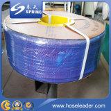 Boyau flexible de PVC Layflat de l'eau d'aspiration de pression