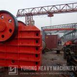 Yuhong genehmigte preiswerte Preis-Kiefer-Zerkleinerungsmaschine mit Cer