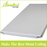 Плитки потолка прокладки высокого качества 600X1200 алюминиевые Perforated