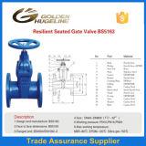 Чугунные BS 5163 Драйверы для не ростом шток клапана заслонки