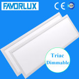 600X1200 65W 100lm/W LED 위원회 빛 Traic Dimmable
