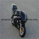 Bicicleta do bolso da bicicleta do quadrilátero com o 49cc de refrigeração ar
