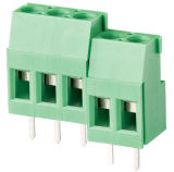 RoHS UL-Vde-anerkannte elektrische Schaltkarte-Klemmenleiste (WJ129)