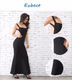 Мода платья дам платья летние платья ночью группа Fishtail порванный жгут платья открытая сзади