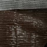 La certificazione dello SGS ha impresso il cuoio di cuoio tagliuzzato del PVC dei sacchetti dei bagagli del porco