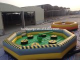 Heißes Sale Inflatable Mechanical Rodeo Bull Game für Sale