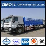 Camion del carico del telaio del camion di HOWO 6X4 371HP per l'Etiopia