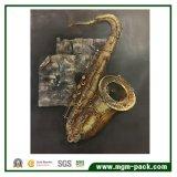 Het beste het Verkopen Abstracte Schilderen van de Gift van de Saxofoon