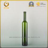La catégorie comestible 500ml a bouché les bouteilles de vin en verre vides (031)
