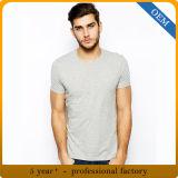 Prix d'usine en gros 65% coton 35% Polyester T-Shirts pas cher