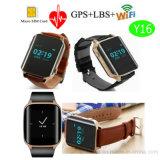 Gps-Uhr mit Puls-Monitor für ältere Personen/Pilgerer (Y16)