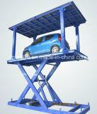 2 Автостоянка платформы ножничные типа подземных Gagage Автомобильный подъемник