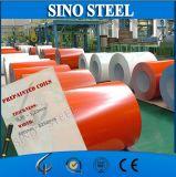 Цвет SGCC покрыл гальванизированную сталь в прокладке катушек PPGI