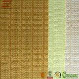 Coloridas telas persianas verticales