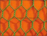 """Ячеистая сеть PVC дюйма Горяч-Сбывания 1 """" Coated шестиугольные/плетение"""