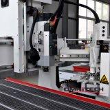 máquina do CNC do cambiador da ferramenta de 1300*2500mm auto para a mobília