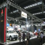 Ферменная конструкция освещения крыши этапа напольной выставки согласия Spigot алюминиевая