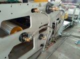 Máquina de capa adhesiva de escritura de la etiqueta del derretimiento caliente auto-adhesivo del papel