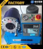 Principal 1/4 '' - la machine sertissante du boyau 2 '' 4sp hydraulique, Dx68 Dx69 avec 10 meurent la machine sertissante de boyau à haute pression de jeux