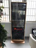 50 Zoll-Fußboden-stehender Touch Screen LCD-interaktiver Netz-Selbstservice-Informations-Kiosk für das Bekanntmachen des Monitors, Anzeigen-Spieler, Digitalsignage-Bildschirmanzeige