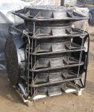 C250 D400 ferro dúctil Tampões