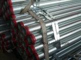 Tubo de acero soldado galvanizado