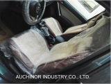 Rodillo disponible plástico barato rodado de la cubierta de asiento de coche