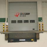 Раздвижная дверь алюминиевого профиля высокой эффективности коммерчески промышленная надземная секционная