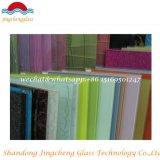 China-Lieferant Colord Glasur-Glas für Decorativing/Gebäude