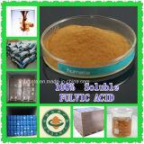 Bio- acido di Fulvic di tecnologia di 80%
