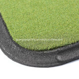 Искусственных травяных синтетическим покрытием искусственных травяных резиновый коврик для гольфа