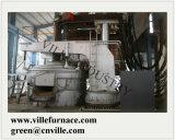 2トンDCのアーク炉
