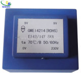 EI Ingekapselde Transformator met Epoxy Waterdichte Hars en ISO9001: 2015 Goedkeuring