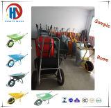 Carro do impulso da mão de Austrália/carrinho de mão de roda populares duráveis (WB7503)