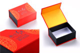 Caixa de presente profissional de papel de pano para embalagem de chá