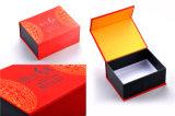 Paño profesional Caja de regalo de papel para embalaje de té