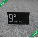 Etiqueta de cetim de tecido de New Stype