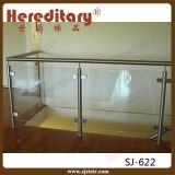 Stainless Steel Glass Balaustrada / Stair Rail (SJ-011)