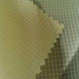 tela de nylon tejida 430t de Ripstop con el pequeño cedazo para la ropa y la guarnición