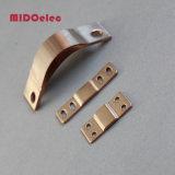 Connecteur électrique à barres souples en cuivre