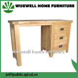 소나무 거실 가구 구석 컴퓨터 테이블 (W-T-831)