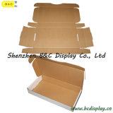Коробка упаковки, Die-Cut бумажная коробка с печатание полного цвета с SGS (B&C-I033)