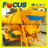Jzc350 Venta caliente Hormigonera tipo tambor giratorio de la máquina de construcción