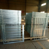 Гальванизированный строб стали фермы панели загородки металла безопасный ограждая