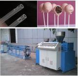 고용량 사탕 지팡이 Lollipop 지팡이 플라스틱 압출기 기계