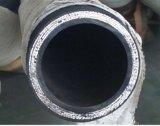 Tubo de borracha hidráulico de alta pressão flexível/cabo flexível