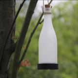 Botella luz Mueble de casa iluminación de la decoración a mano de cristal (B28.01)