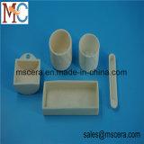 Hochtemperaturzylinderförmige keramische Tiegel des Rohstoff-Al2O3