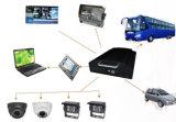 Автомобиль DVR карточки SD с разъемом прессформы GPS и 3G Google (HT-6605)